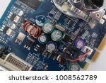 electronic component and... | Shutterstock . vector #1008562789