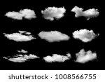 Set White Cloud Black - Fine Art prints