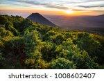 beautiful  volcano  in cerro... | Shutterstock . vector #1008602407