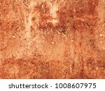red old cement texture   | Shutterstock . vector #1008607975
