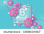 violet happy womens day. violet ...   Shutterstock .eps vector #1008614467