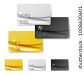 gold mild swoosh wave pattern... | Shutterstock .eps vector #1008630601