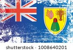 flag of the turks and caicos... | Shutterstock . vector #1008640201