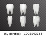 rotation tooth animation frames ... | Shutterstock .eps vector #1008643165