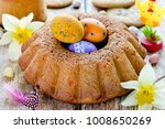 Russian Easter Bread Kulich...