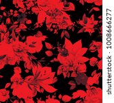 abstract seamless pattern.... | Shutterstock .eps vector #1008666277