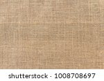 burlap background and texture | Shutterstock . vector #1008708697