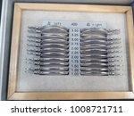 eyesight test lens | Shutterstock . vector #1008721711