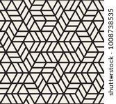 vector seamless stripes pattern.... | Shutterstock .eps vector #1008738535