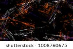 grainy dotted distressed grunge ... | Shutterstock .eps vector #1008760675