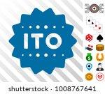 ito token pictograph with bonus ...