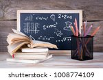 math formulas  education and... | Shutterstock . vector #1008774109