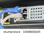 centralized data connection | Shutterstock . vector #1008800605