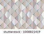 fold geometric mosaic backdrop. ... | Shutterstock .eps vector #1008821419