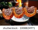 picanha  traditional brazilian... | Shutterstock . vector #1008824971