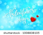 valentines day or wedding... | Shutterstock .eps vector #1008838105