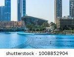 amazing view of dubai...   Shutterstock . vector #1008852904