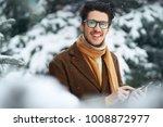 outdoor close up portrait of... | Shutterstock . vector #1008872977
