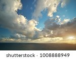 sky background. composition of... | Shutterstock . vector #1008888949