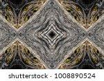 kaleidoscope abstract of... | Shutterstock . vector #1008890524