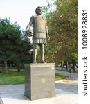 Small photo of May 2010: Photo from Alexander the Great statue in iconic city of Thessaloniki, North Greece