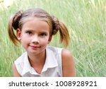 portrait of adorable smiling... | Shutterstock . vector #1008928921