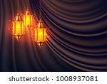 vector ramadan kareem... | Shutterstock .eps vector #1008937081