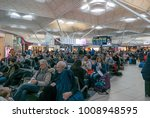 stansted  london   circa... | Shutterstock . vector #1008948595