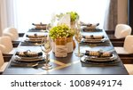 Dining Table Image