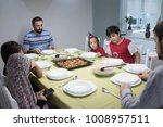 ready food on table at home   Shutterstock . vector #1008957511
