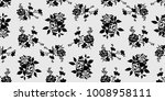 seamless floral pattern in... | Shutterstock .eps vector #1008958111