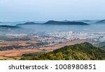 tumen river bund natural... | Shutterstock . vector #1008980851