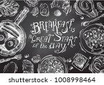 hand drawn vector illustration. ...   Shutterstock .eps vector #1008998464