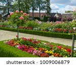 Colourful Borders In The Flowe...