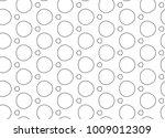 seamless vector pattern in... | Shutterstock .eps vector #1009012309