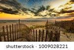 long island hampton bay | Shutterstock . vector #1009028221