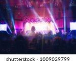 blurred of christian... | Shutterstock . vector #1009029799