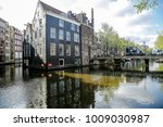 amsterdam  netherlands  april ... | Shutterstock . vector #1009030987