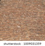 old red brick wall texture... | Shutterstock . vector #1009031359