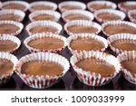 shapes for cupcakes. cooking...   Shutterstock . vector #1009033999
