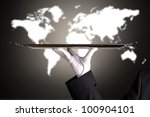 international butler | Shutterstock . vector #100904101