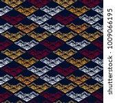 asian pattern. kabuki. japanese ... | Shutterstock .eps vector #1009066195