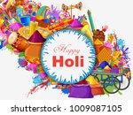 vector illustration of india...   Shutterstock .eps vector #1009087105