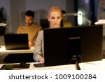 business  deadline and... | Shutterstock . vector #1009100284
