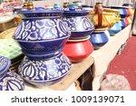 Colorful Ceramic Pots