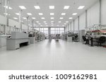 clean production room.... | Shutterstock . vector #1009162981