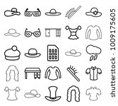 stylish icons. set of 25... | Shutterstock .eps vector #1009175605