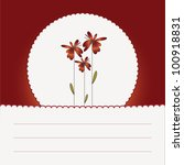 greeting card   Shutterstock .eps vector #100918831