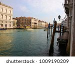 the romantic venice | Shutterstock . vector #1009190209