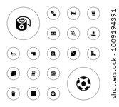 editable vector roll icons ...   Shutterstock .eps vector #1009194391